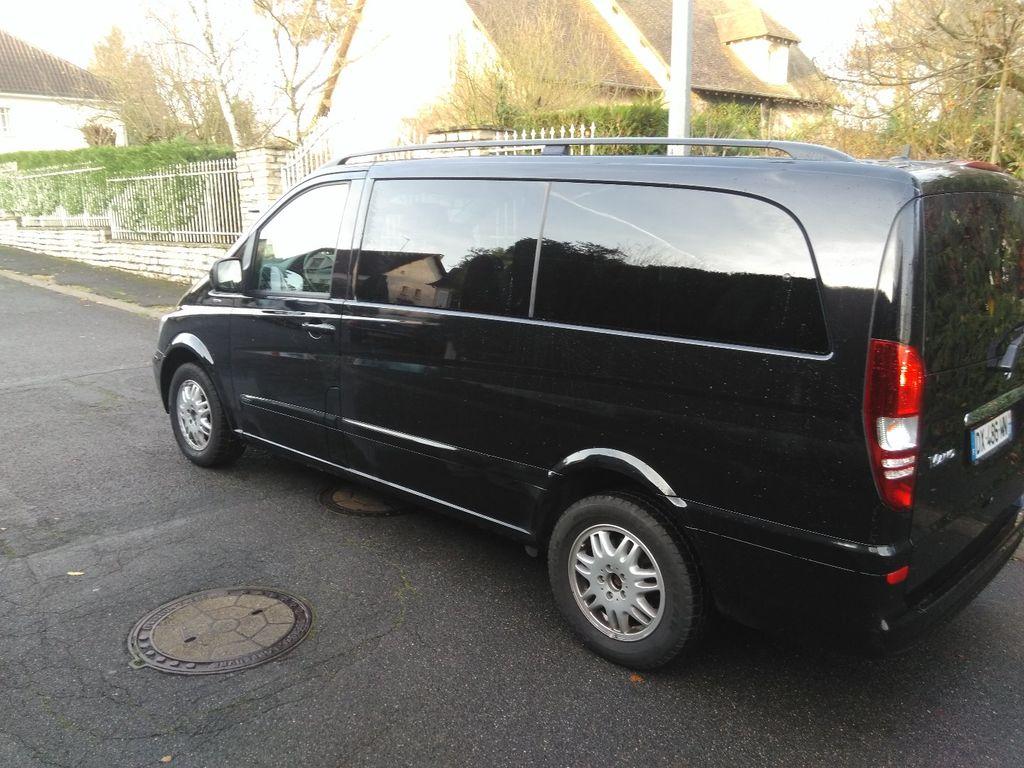 Taxi Évry: Mercedes