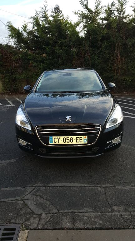 VTC Athis-Mons: Peugeot