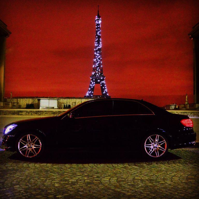 Taxi Conflans-Sainte-Honorine: Mercedes