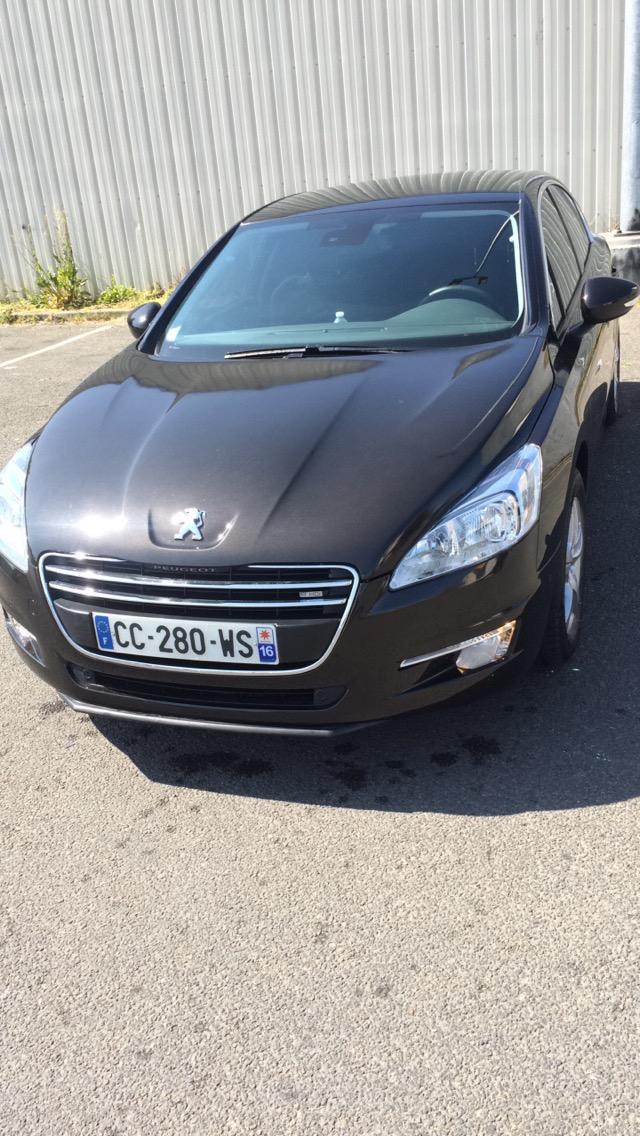 Taxi Conflans-Sainte-Honorine: Peugeot