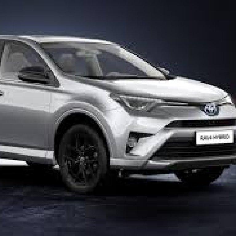 Taxi Paris: Toyota