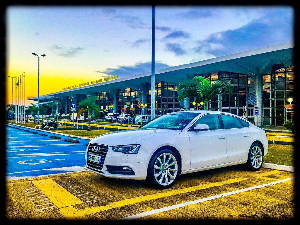 VTC L'Étang-Salé: Audi