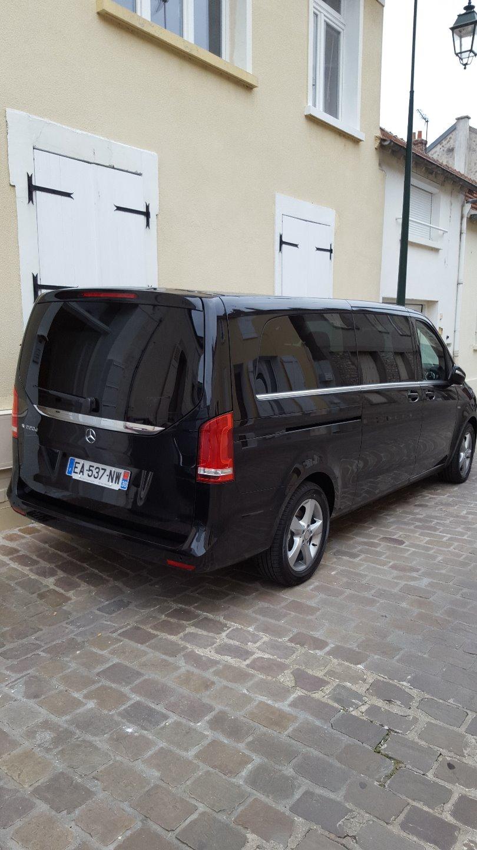 VTC Étampes: Mercedes