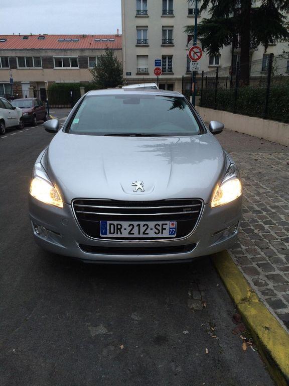 Taxi Pantin: Peugeot