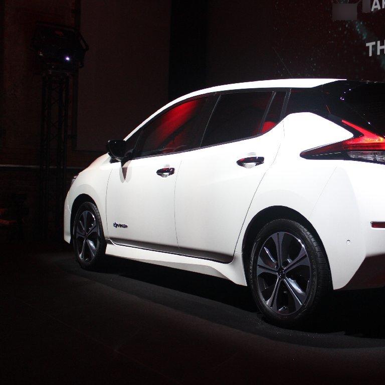 Taxi Saint-Germain-en-Laye: Nissan