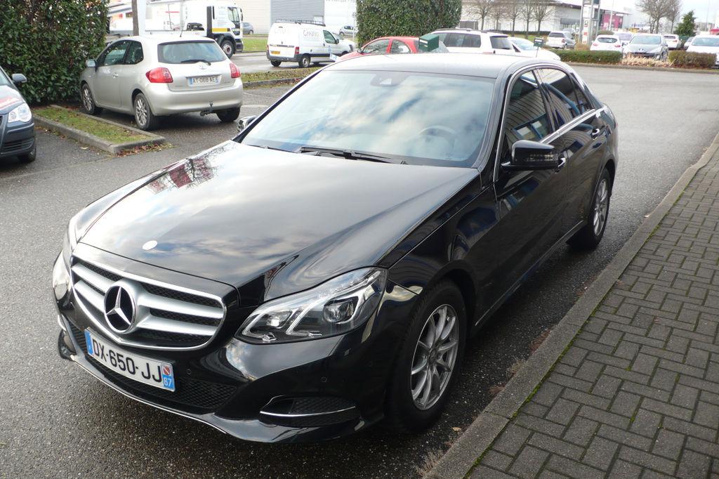 VTC Illkirch-Graffenstaden: Mercedes