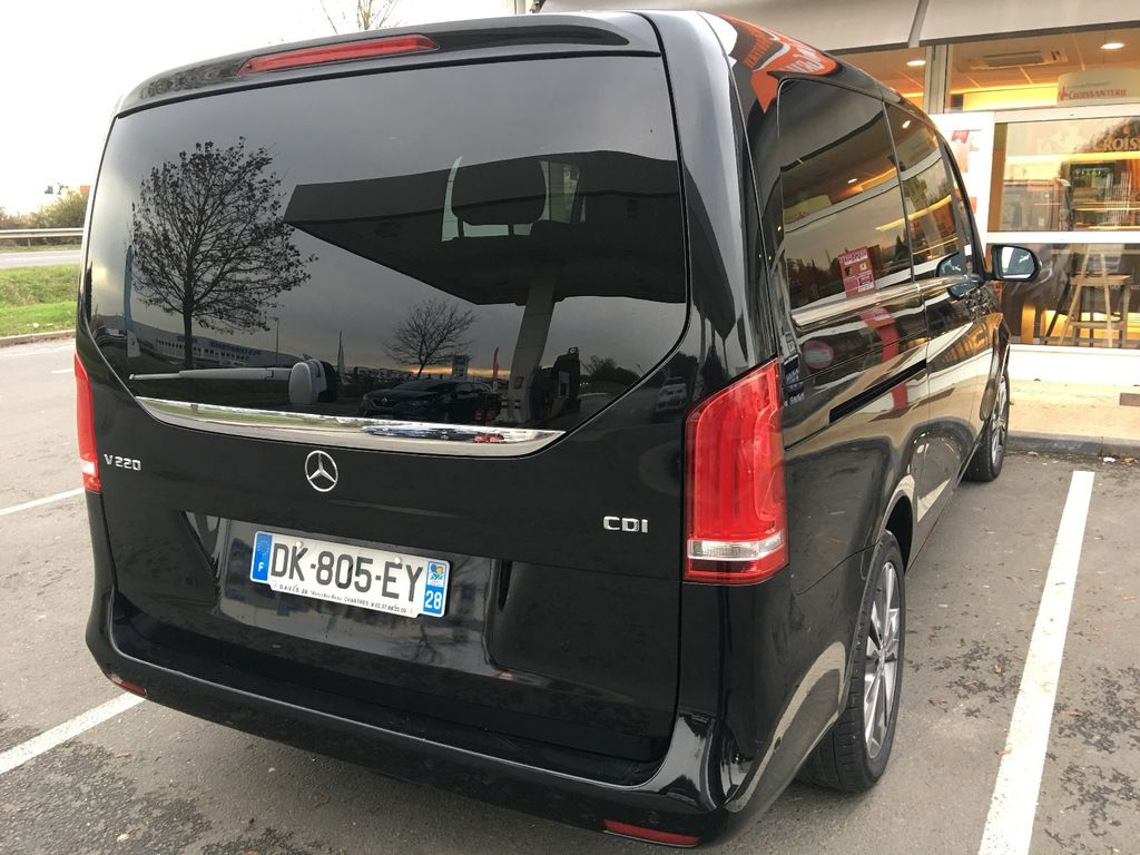 VTC Fontenay-le-Fleury: Mercedes