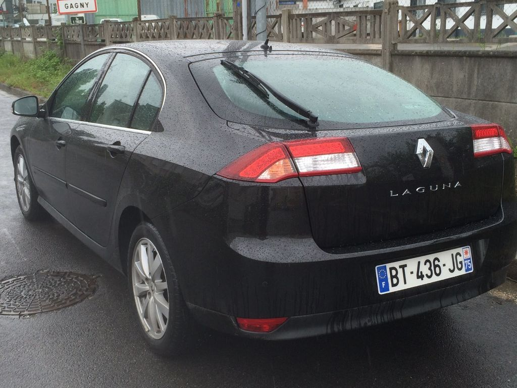 Taxi Neuilly-sur-Marne: Renault