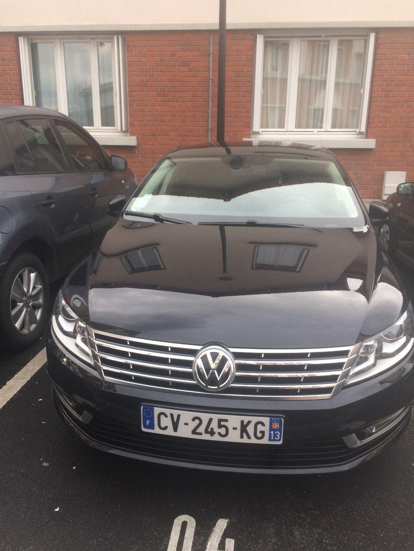 Taxi Neuilly-sur-Marne: Volkswagen