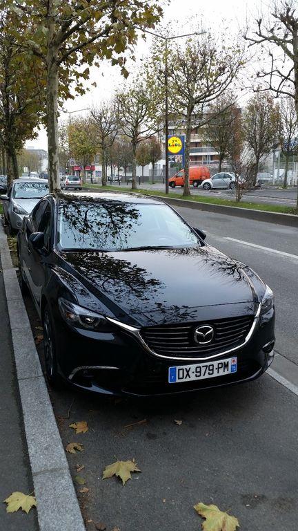 Taxi Chennevières-sur-Marne: Mazda