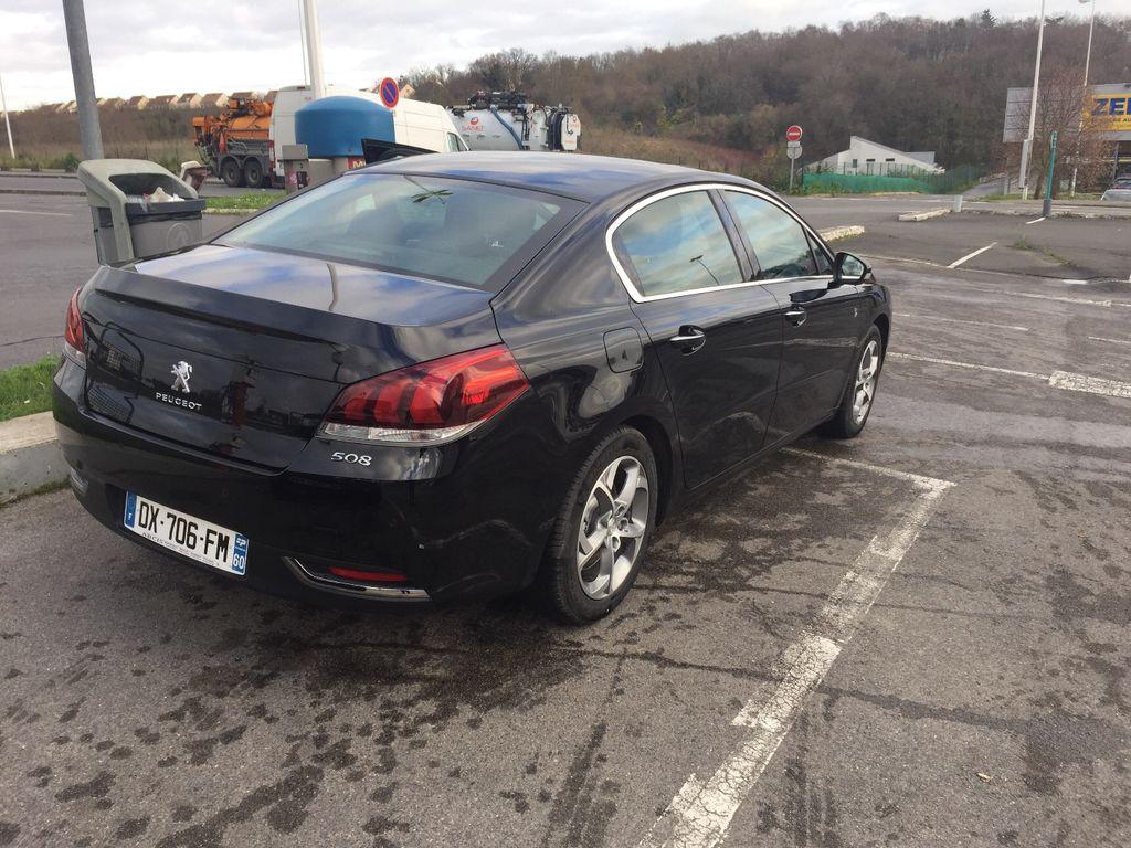 Taxi Méru: Peugeot