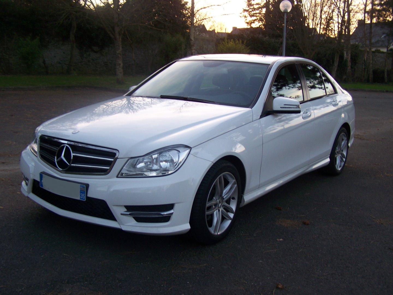 VTC Chelles: Mercedes