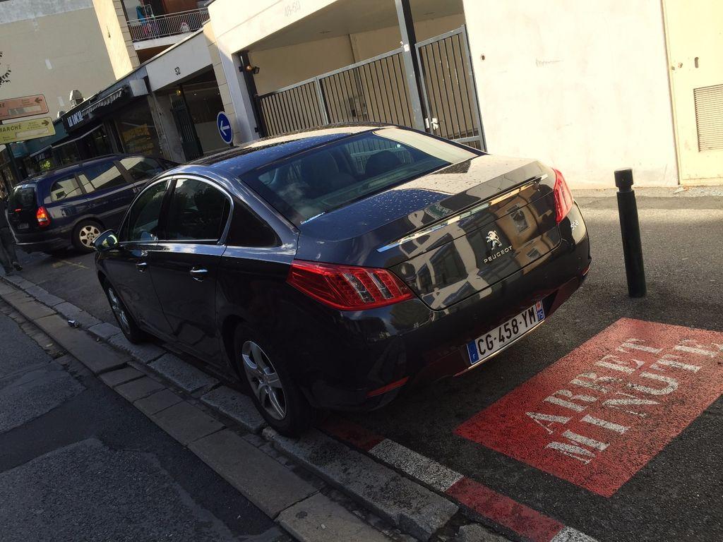 Taxi Boulogne-Billancourt: Peugeot
