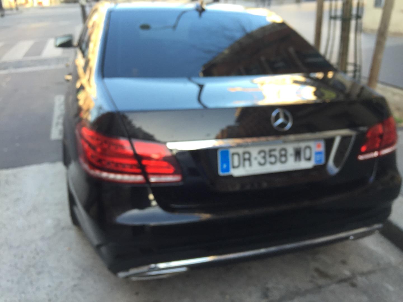 VTC Asnières-sur-Seine: Mercedes