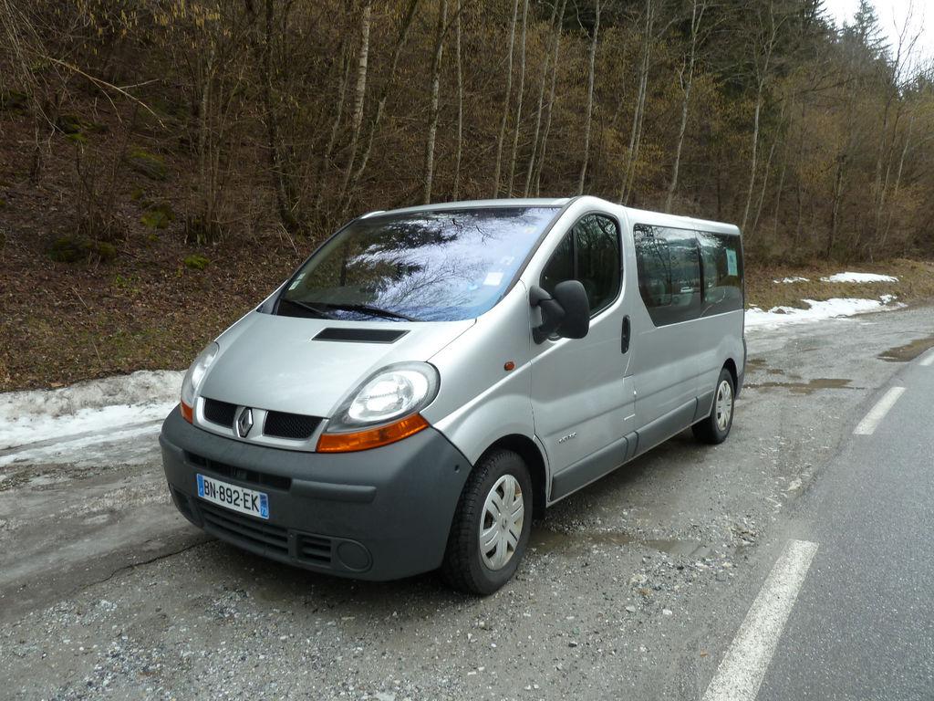 Taxi Mâcot-la-Plagne: Renault