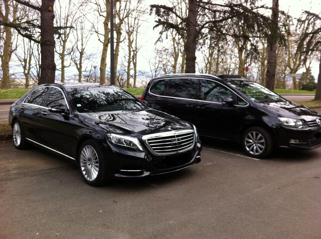 Taxi Lyon: Mercedes