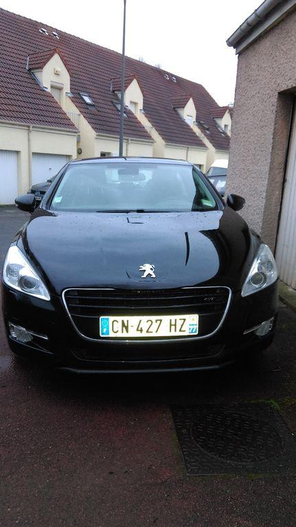 Taxi Aulnay-sous-Bois: Peugeot