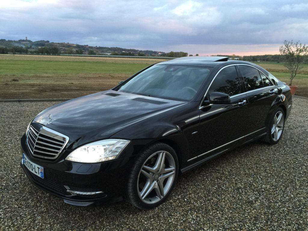 VTC Balma: Mercedes