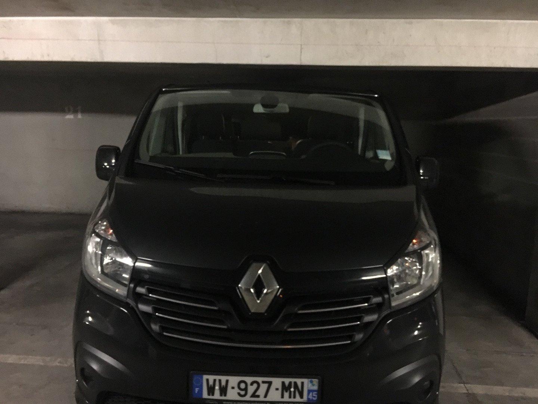 Taxi Aubagne: Renault