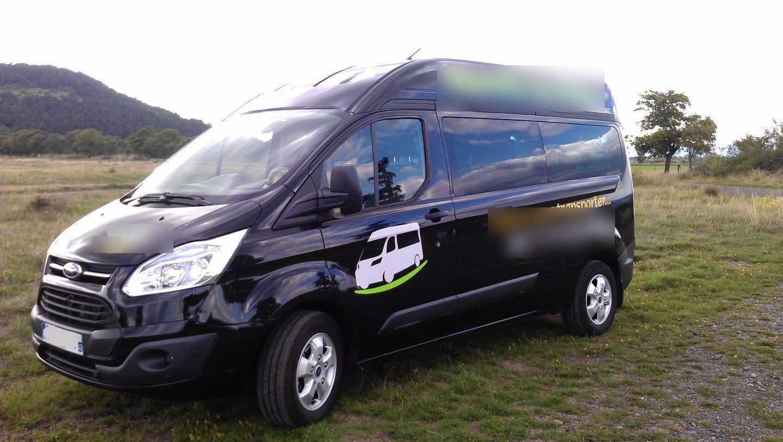 Taxi Vals-près-le-Puy: Ford