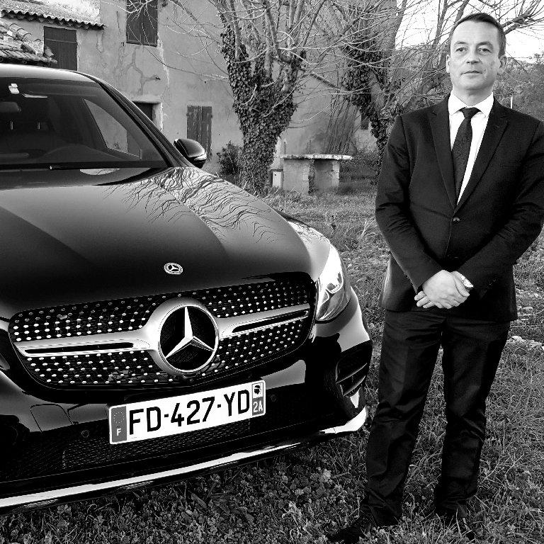 VTC Solliès-Toucas: Mercedes