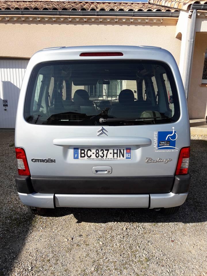 Taxi Bressols: Citroën