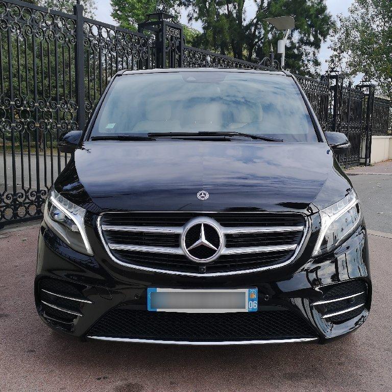 VTC Cagnes-sur-Mer: Mercedes