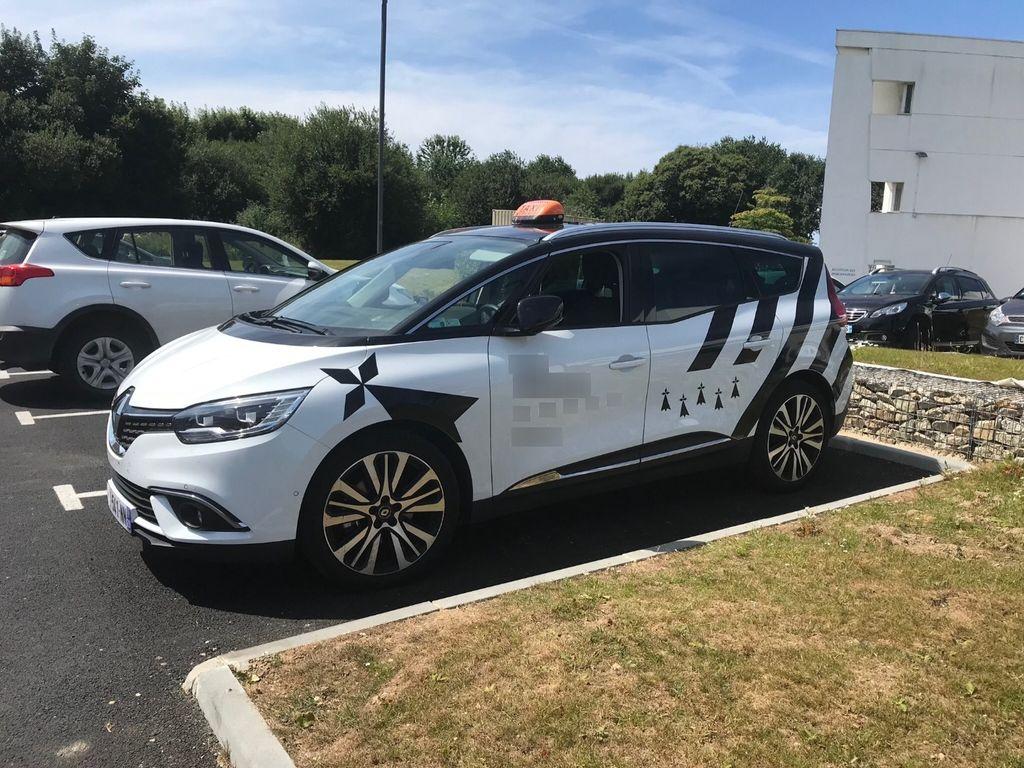 Taxi Morlaix: Renault