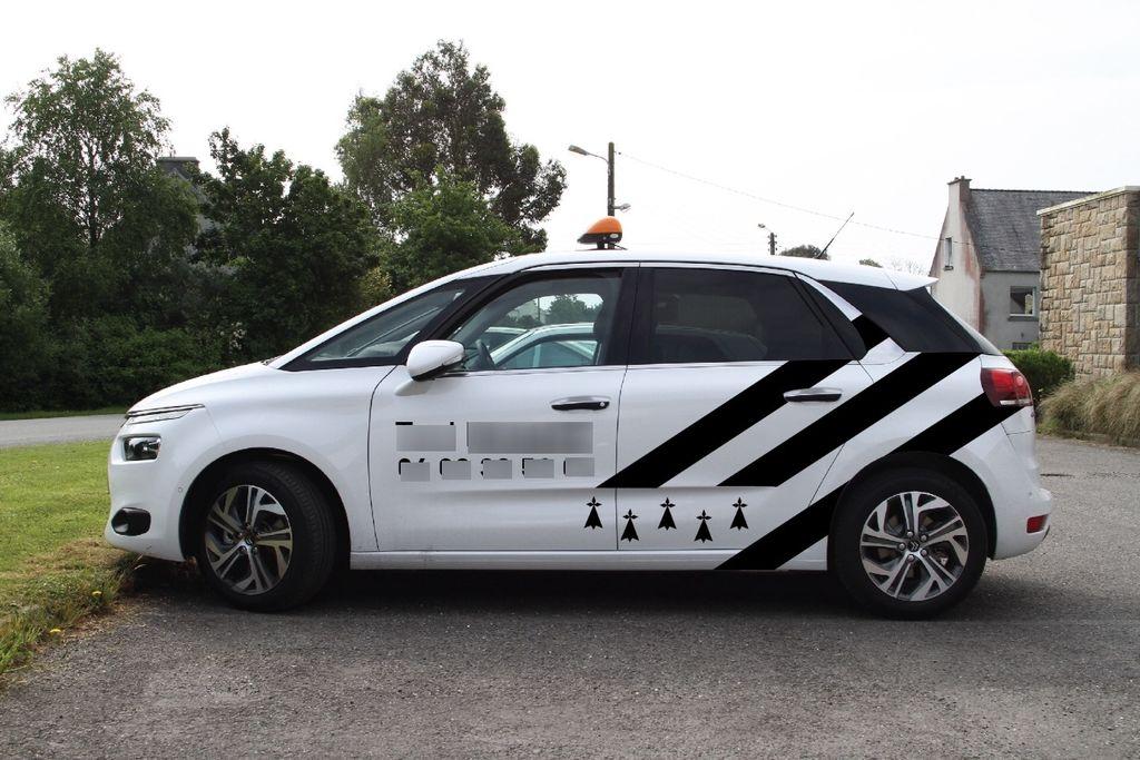 Taxi Morlaix: Citroën