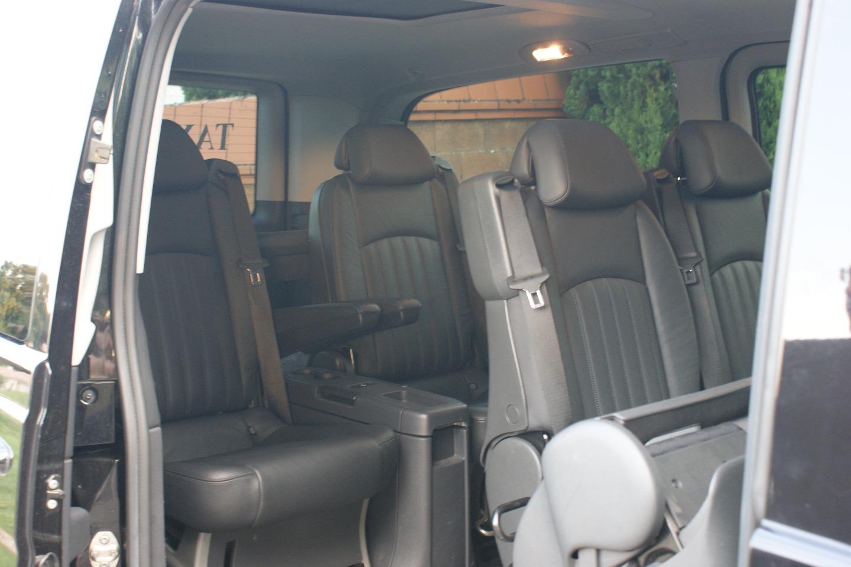 Taxi Pelleport: Mercedes