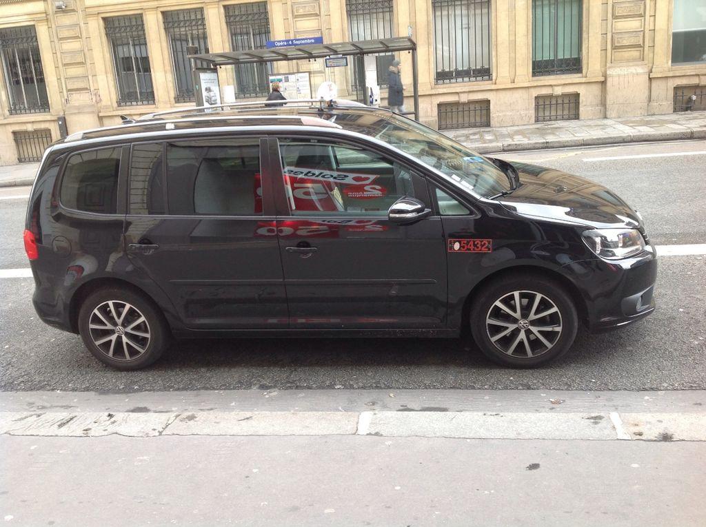 Taxi Montigny-lès-Cormeilles: Volkswagen