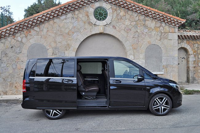 Taxi Achères: Mercedes