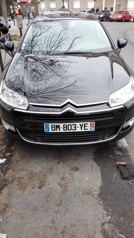 Taxi Achères: Citroën