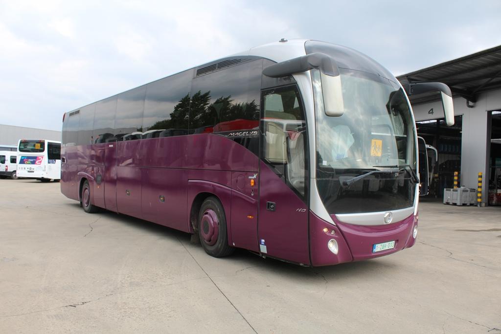 Coach provider Abbecourt: Irisbus