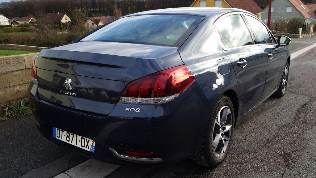 VTC Andelnans: Peugeot