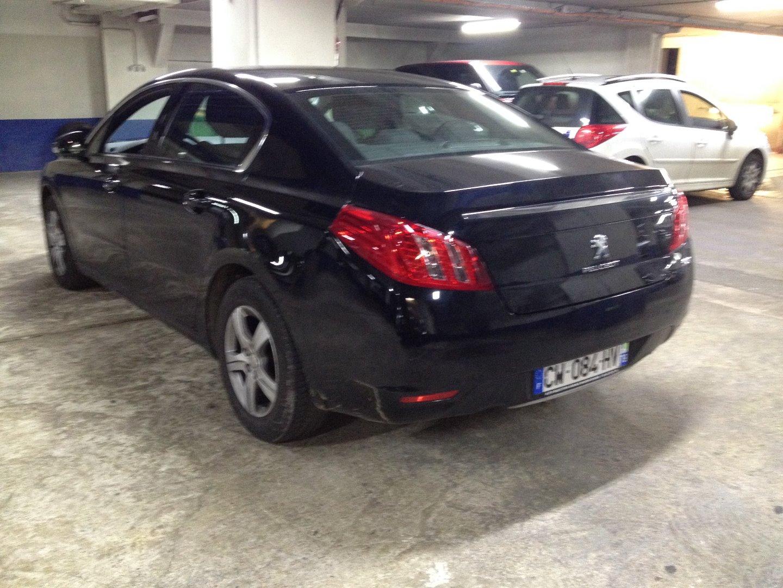 VTC Vitry-sur-Seine: Peugeot