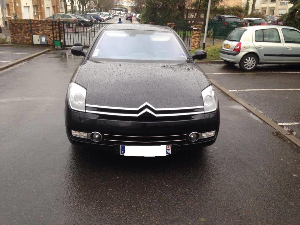 VTC Chatou: Citroën