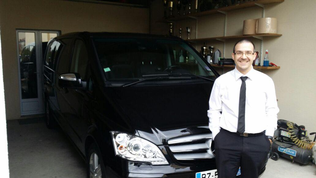 VTC Chatou: Mercedes