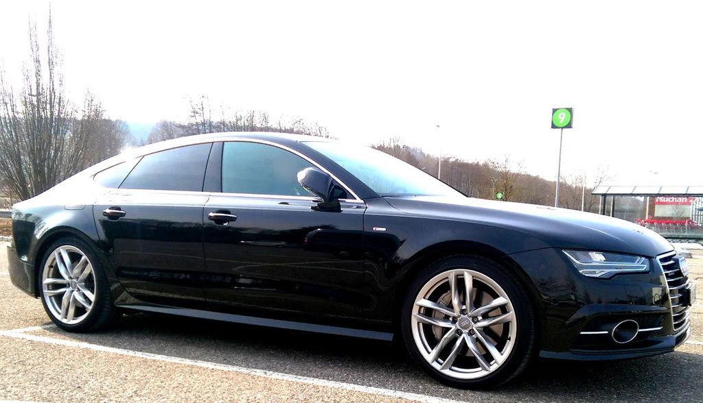 VTC Saint-Julien-en-Genevois: Audi