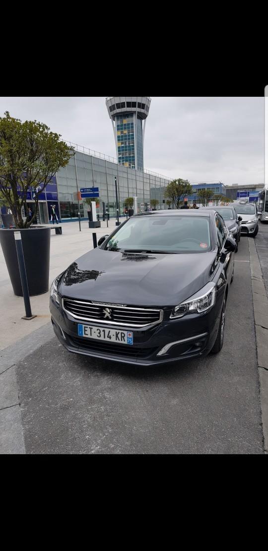 VTC Corbeil-Essonnes: Peugeot