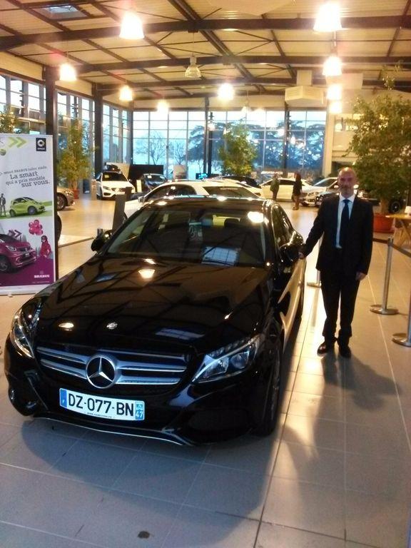 VTC Toulouse: Mercedes