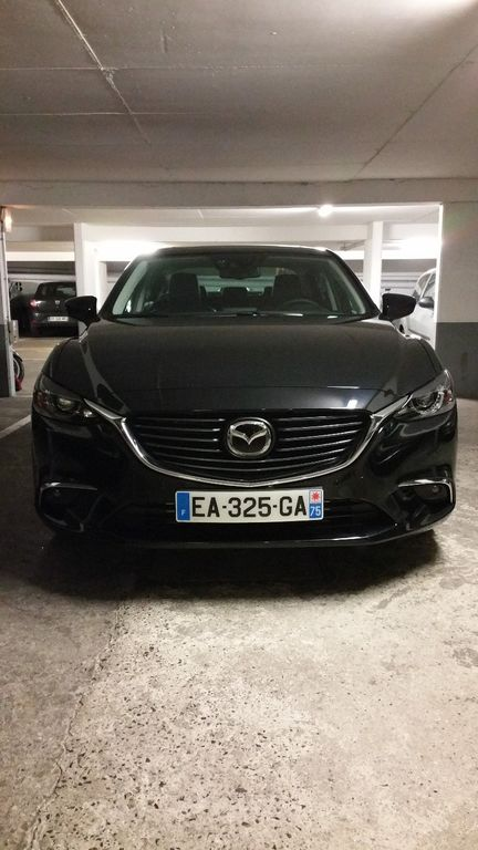 Taxi Colombes: Mazda