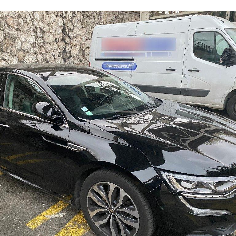 VTC Carros: Renault
