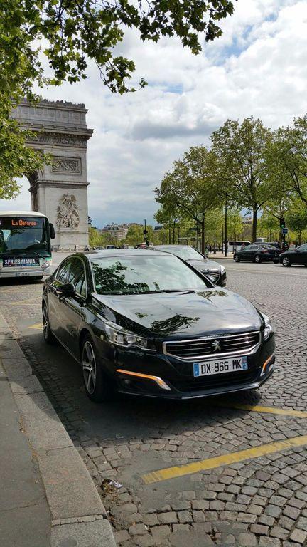 VTC Le Grand-Quevilly: Peugeot