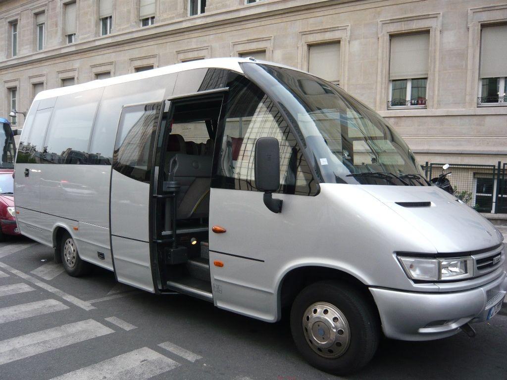 Autocariste Paris: Iveco