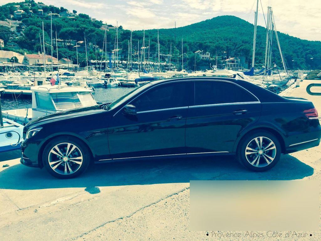 VTC Nans-les-Pins: Mercedes
