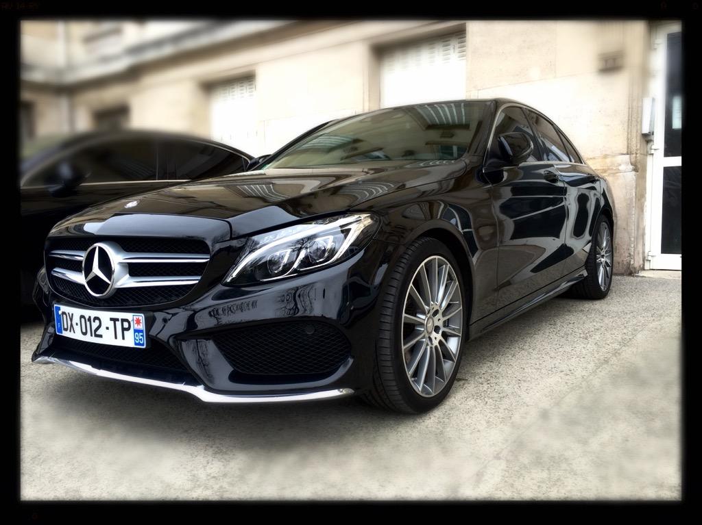 VTC Villeneuve-la-Garenne: Mercedes