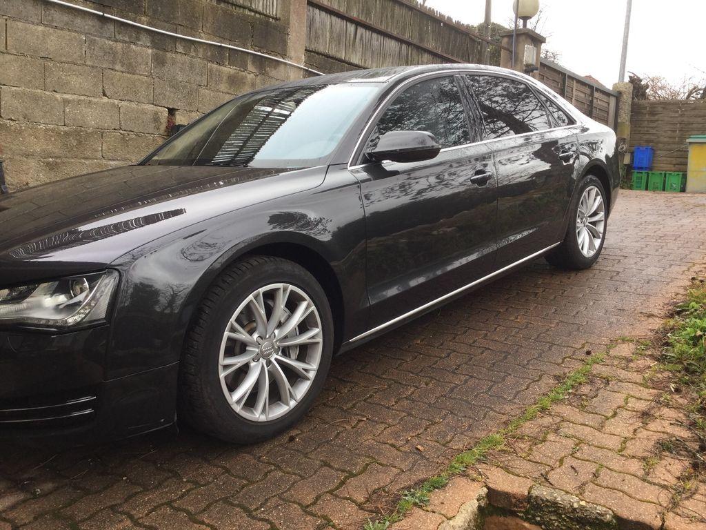 VTC Saulx-les-Chartreux: Audi
