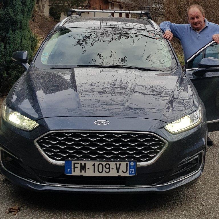 VTC Salins-les-Thermes: Ford
