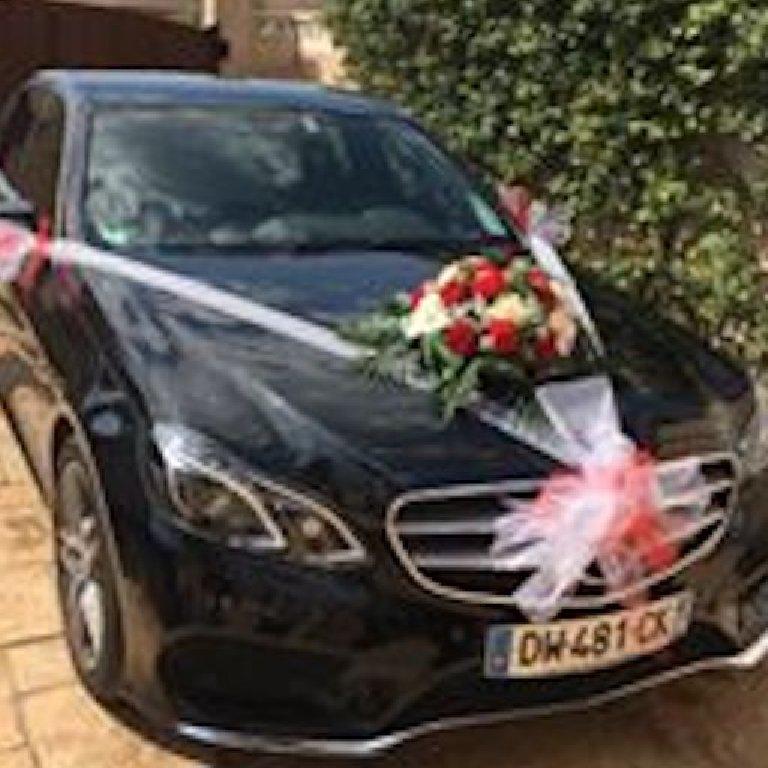 VTC Aigues-Mortes: Mercedes
